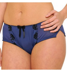 Shorty Curvy Kate Lottie bleu/noir