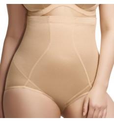 culotte gainante pour garder un ventre plat couleur chair