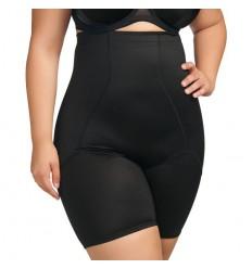 culotte longue gainante noire amincissante elomi curve