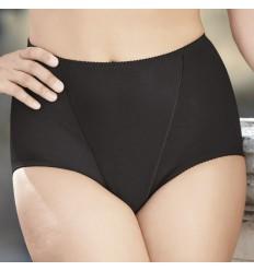 gaine noire anita comfort avec forte proportion de coton