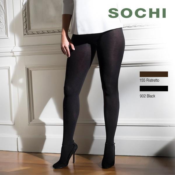 nice shoes various design outlet on sale Collant 120 deniers en coton Sochi